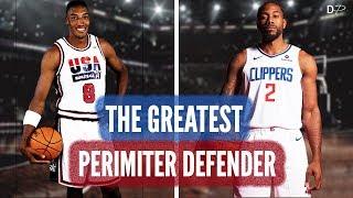 Who Was The Greatest Perimeter Defender, Scottie Pippen or Kawhi Leonard?