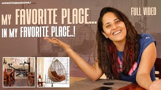 My favorite place...In my favorite place Full Video | Anasuya Bharadwaj | Balcony Tour