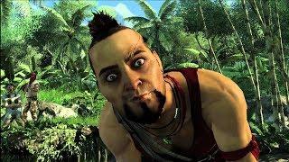 Пираты Вааса руки греют у бочки.Прикол из игры Far Cry 3