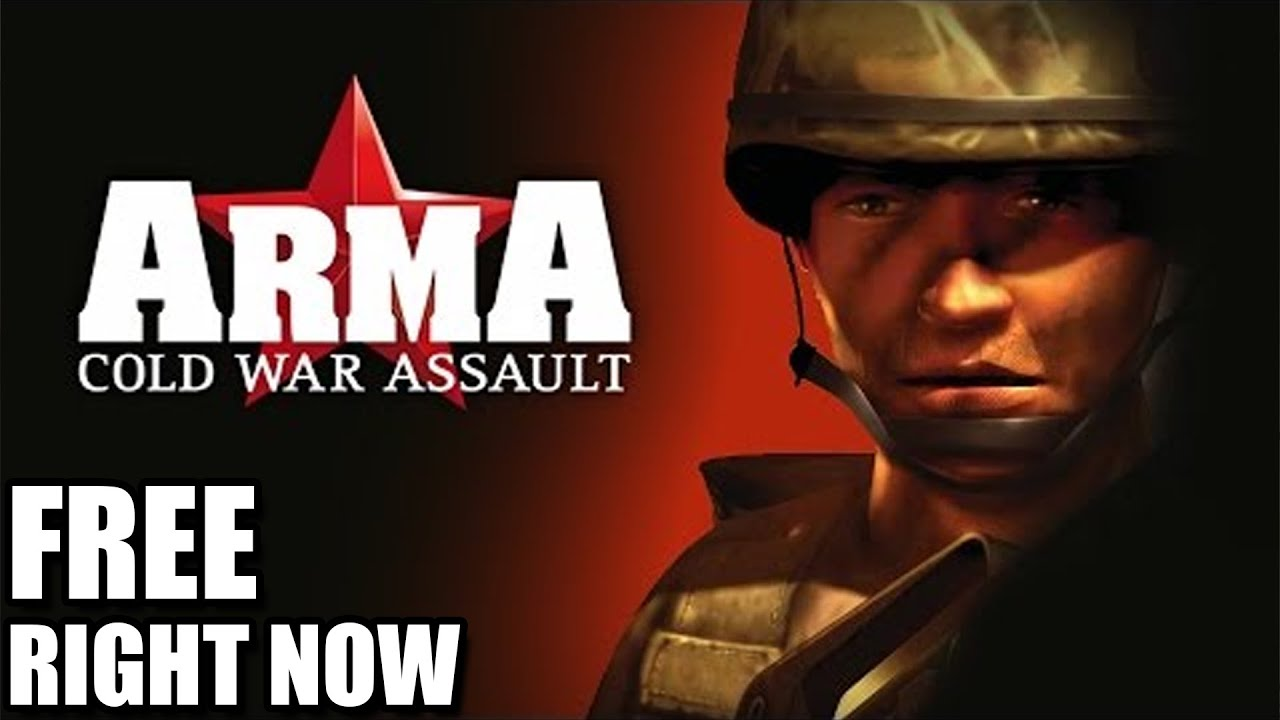 ARMA: Cold War Assault is Free Right Now - Grab it Quickly! [GoG]