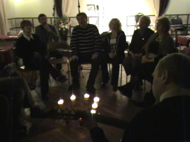 Живая Струна 11.11.2012. Часть 4 (гитара по кругу)