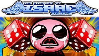 The Binding of Isaac REBIRTH: ISAAC ROLLS OVER ???