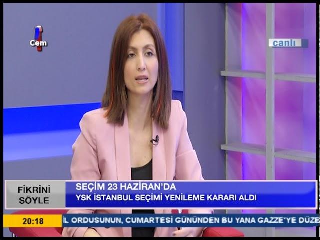 YSK'nın İstanbul Seçimlerini İptalini Etmesini Uluç Özülker Değerlendirdi