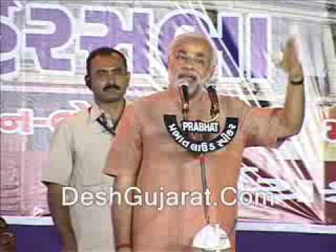 Narendra Modi invites Sonia Gandhi to Gujarat