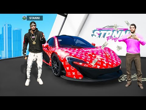 erster YOUTUBER kauft 10.000.000$ AUTO in GTA 5 RP!