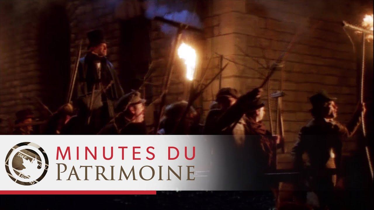 Minutes du patrimoine : Baldwin et LaFontaine