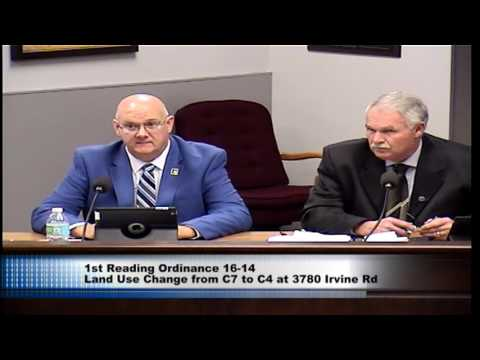 Madison County Fiscal Court - 11-22-2016