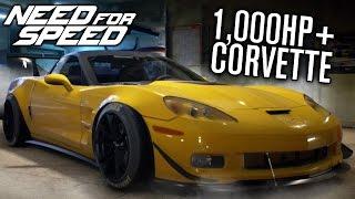 1,000HP+ DRIFT CORVETTE Z06! | Need for Speed 2015 Walkthrough | Episode 30