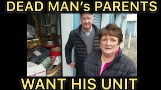 Parents of Dead Man Try To Buy Back His Abandoned Storage Unit At Locker Auction / Real Storage Wars