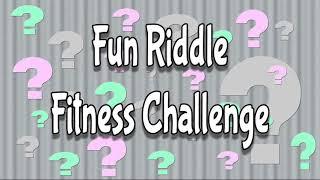 Riddle Fitness Challenge screenshot 5