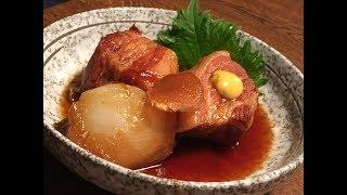 「豚角煮」作り方