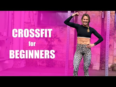 CrossFit Workout for Beginners