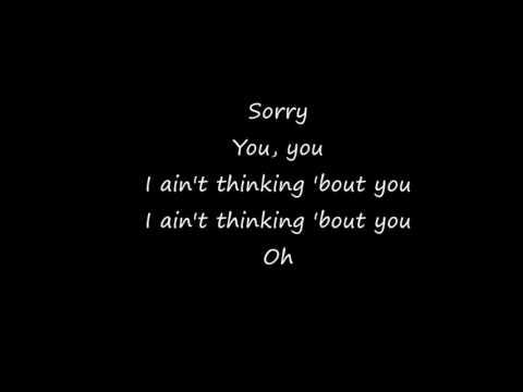 Sorry - Beyonce (lyrics)