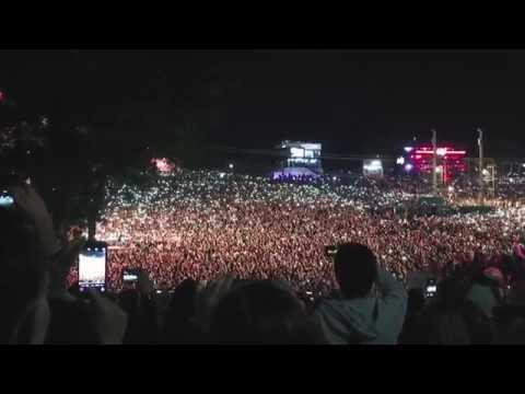 Melhor público do mundo  Rock in Rio Lisboa