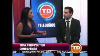 ASILO POLITICO - COMO APLICAR - QUIEN CALIFICA - PREGUNTAS Y RESPUESTAS
