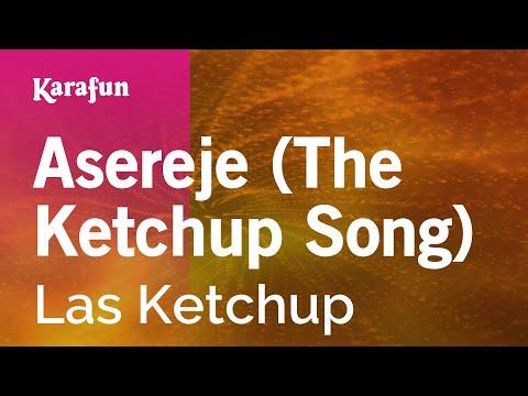 Karaoke Asereje (The Ketchup Song) - Las Ketchup *