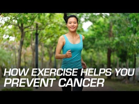How Exercise Helps You Prevent Cancer