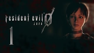 "Resident Evil Zero HD Remaster | Español | Capitulo 1 ""Ecliptic Express"""