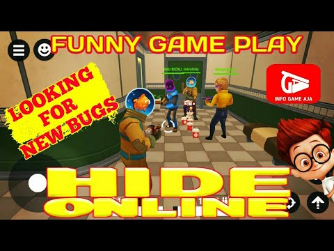 Download Hide online live play for fun 😂