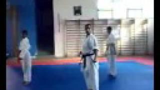 Karate: preparazione kata kanku dai e bunkai (M°Saponara)