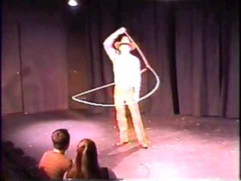Will Rogers Rope Tricks - from The Will Rogers Follies