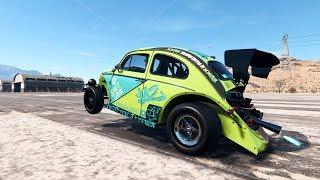 El mejor coche de la modalidad de aceleracion Need for Speed Payback