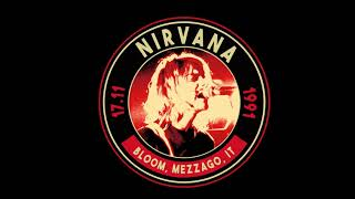 NIRVANA, Bloom, Mezzago, IT 17-11-1991 Live (RARE ANA(1) 1st GEN UNRELEASED COMPLETE RECORDING)