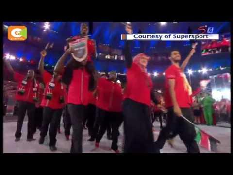 Kenya begins campaign for Olympics titles