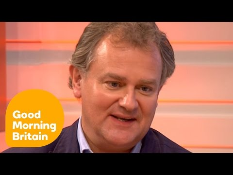Hugh Bonneville Teaches Susanna Reid To Talk Like Paddington  Good Morning Britain