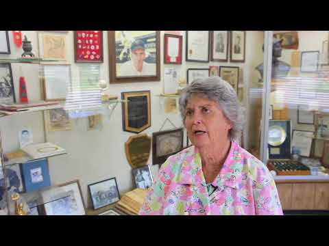 Carl Hubbell Museum attracts tourists to small Oklahoma town (2010-06-17)