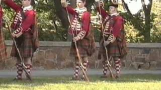78th Fraser Highlanders DVD - Musket RunThrough