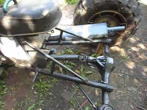 изготовление караката из иж