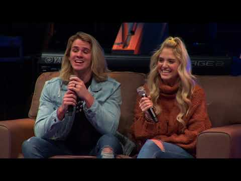 Cole & Savannah LaBrant Testimony (The Gathering Conference/Noah Herrin)