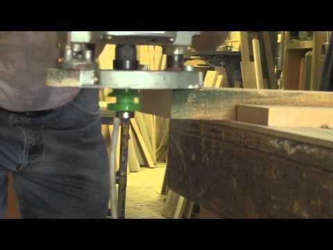 Building Garage Door Panels Part 1