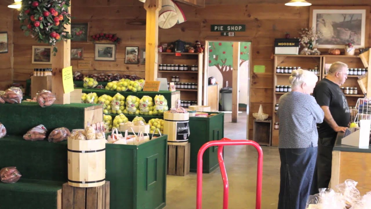 Woodens Apple House Promo