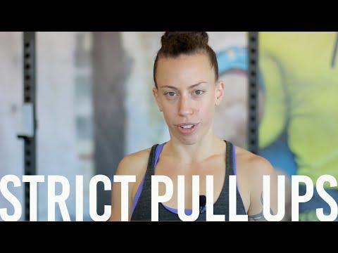 CrossFit Haifa & Krayot - STRICT PULL UPS
