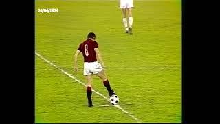 Match - coupe des coupes 1973/74 -1/2 f retour -avril 1974comm all