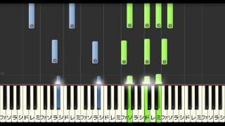 美女と野獣/ディズニー映画『美女と野獣』より(ピアノソロ中級)【楽譜あり】Beauty and the Beast [PIANO]