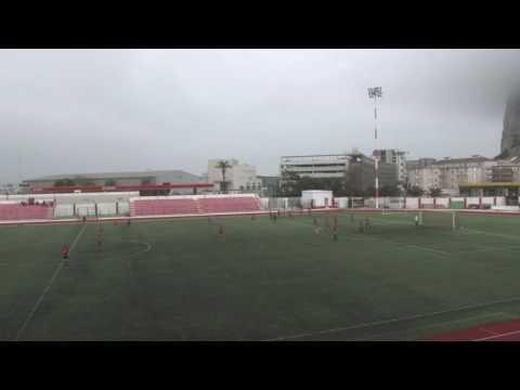Lions Gibraltar FC v Gibraltar United FC 29/04/17