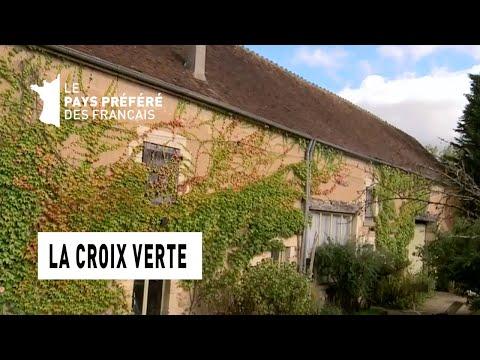 L'ancien relais de poste, la Croix Verte - l'Indre - La Maison Préférée des Français
