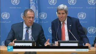 """أوباما يتعهد بتدمير تنظيم """"الدولة الإسلامية"""" ويشكك بنوايا بوتين"""