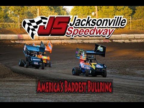 Jacksonville Speedway - Americas Baddest Bullring - Jacksonville, Illinois