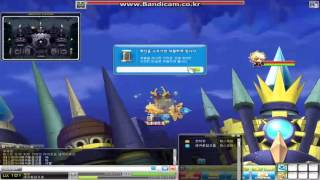 KMST 1.2.485 ~ The biggest boss in MapleStory: Hekaton