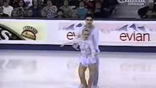Mandy Wötzel & Ingo Steuer - 1996 World Championships - SP