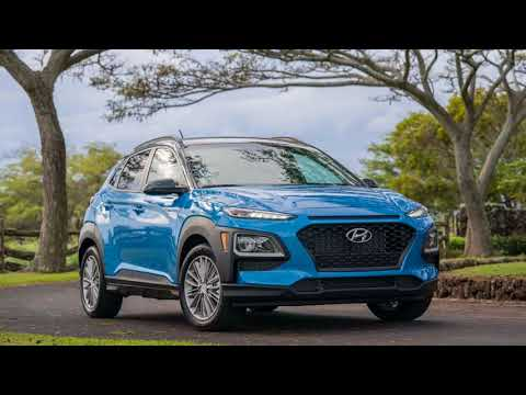 [HOT NEWS] 2018 Hyundai Kona Video Road Test