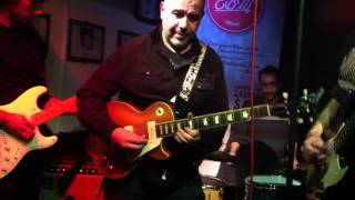 Jam de Escuela de Blues de Madrid
