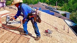 How to Re deck a Roof