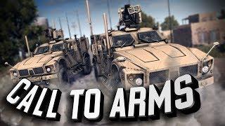 """Стрим - Современная """"В тылу врага"""" ★ Call to Arms"""