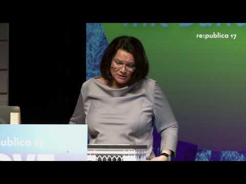re:publica 2017 -   Bedingungsloses Grundeinkommen - (K)eine Antwort auf den Digitalen Wandel