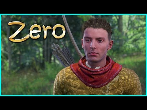 Henry and Hans Capon Fail at Hunting - Kingdom Come Deliverance Game - Alternate Choice